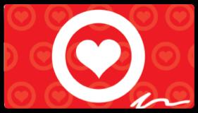 Heart Gift Card